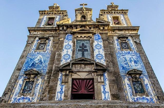 Igreja de Santo Ildefonso no Porto