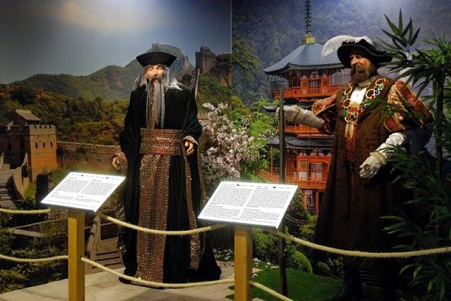 Museu de Cera dos Descobrimentos em Lagos