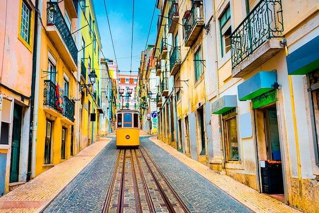 Elétrico em Lisboa