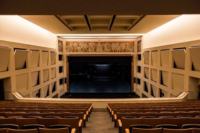 Sala do Teatro Rivoli no Porto