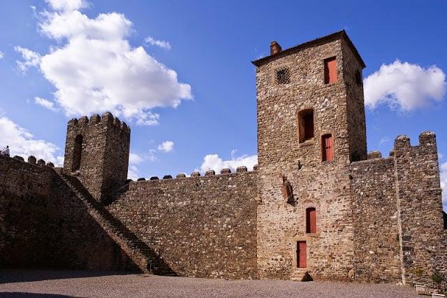 Visita ao Castelo de Bragança