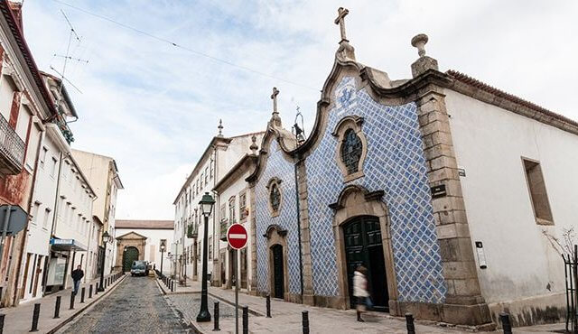 Igreja da Misericórdia em Bragança