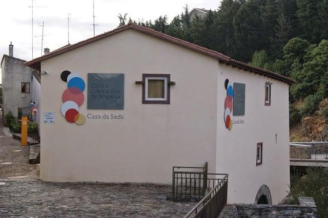 Casa da Seda em Bragança