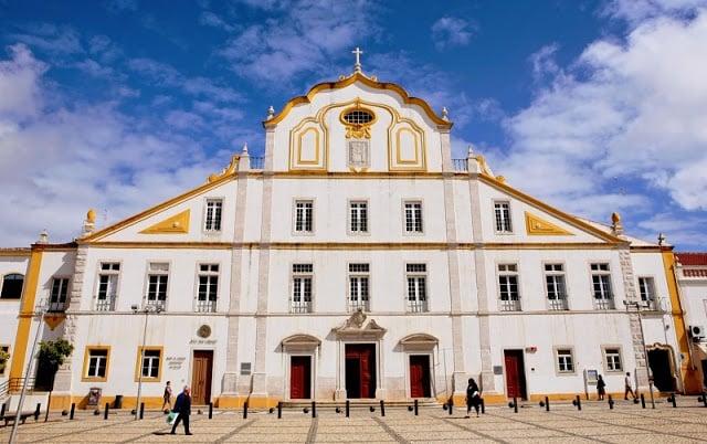 Convento dos Jesuítas em Portimão