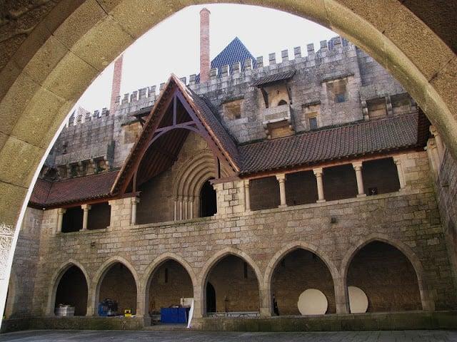 Paço dos Duques em Guimarães