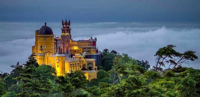 Palácio da Pena em Sintra