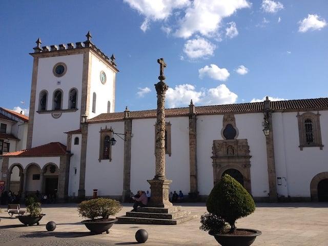 Pontos turísticos de Bragança em Portugal