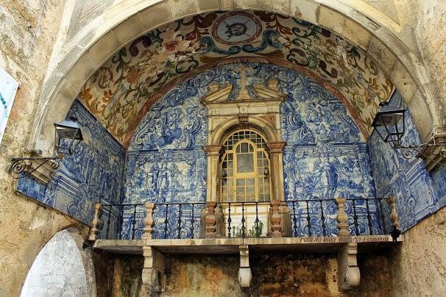 Porta da Vila em Óbidos