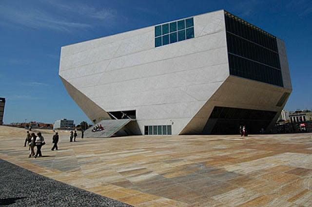 Casa da Música no Porto