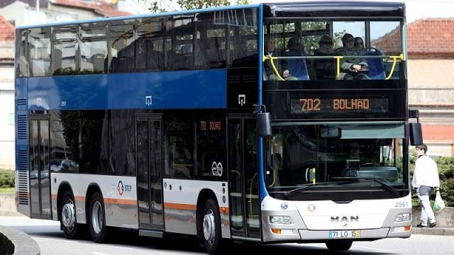 Andar no Porto: De Ônibus