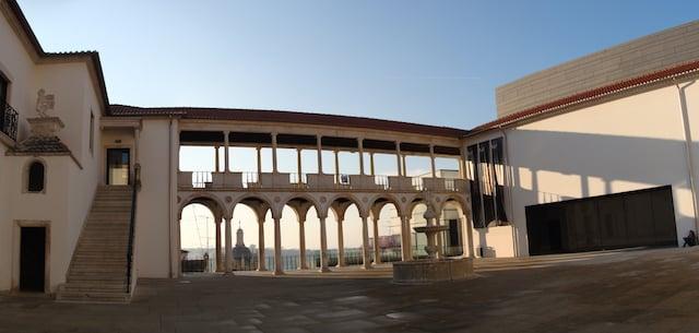 Museu Machado de Castro em Coimbra