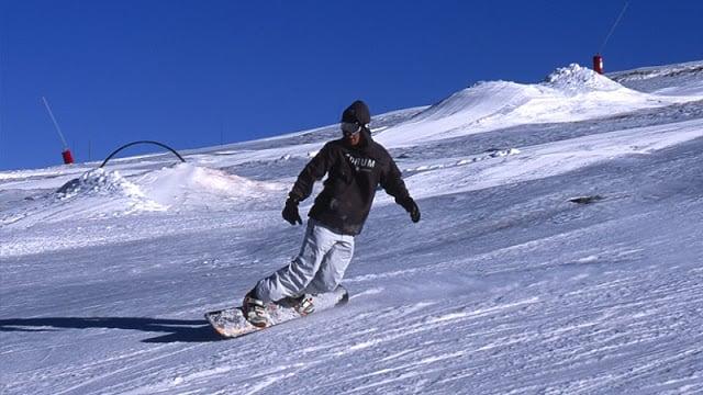 Informações da Estação de Esqui da Serra da Estrela
