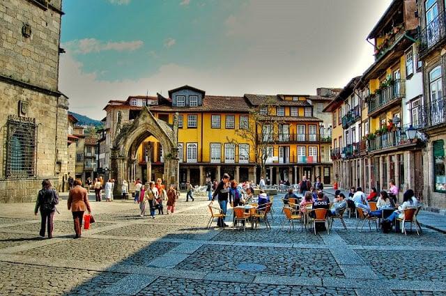 Guimarães - centro