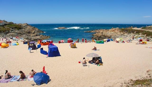 Praias no Porto