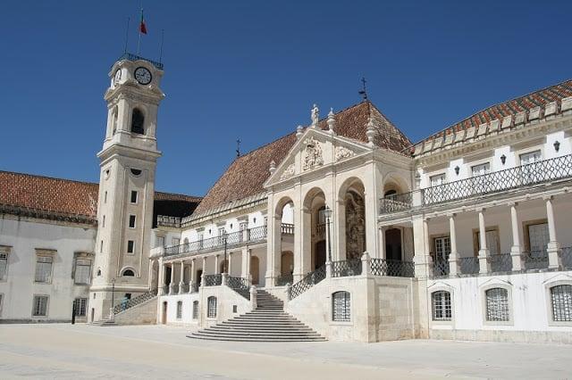 Segundo dia em Coimbra