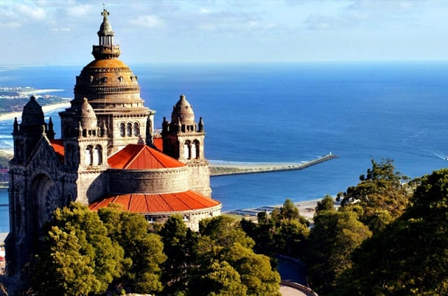 Cidades perto de Porto