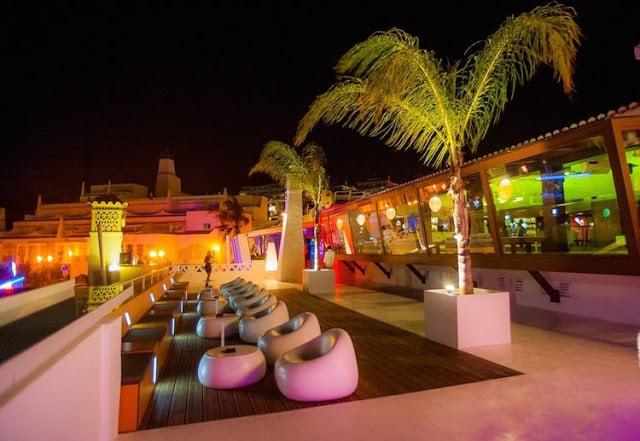Balada Salt Beach Club em Albufeira