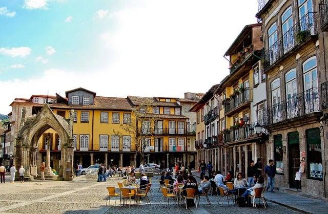 Verão em Guimarães
