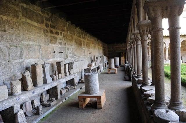 Museu Arqueológico Martins Sarmento em Guimarães
