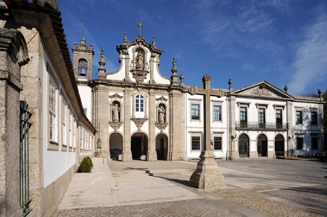 Museu do Convento de Santo António dos Capuchos em Guimarães