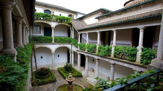 Palácio dos Biscainhos em Braga