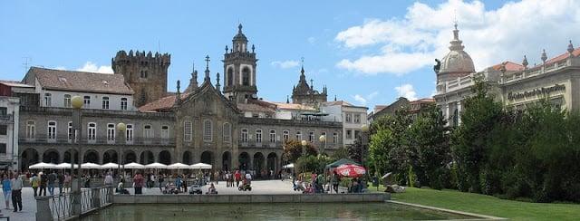 Quantos dias ficar em Braga