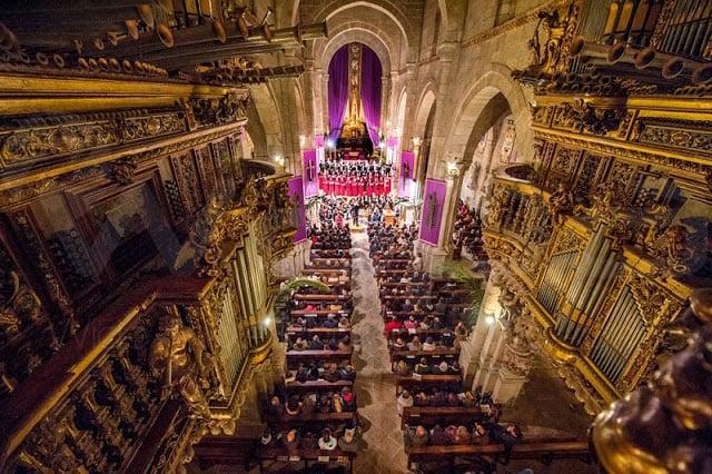 Basílica do Santuário do Sameiro em Braga