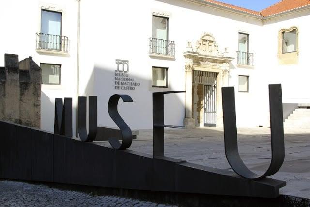 Informações do Museu Nacional de Machado de Castro
