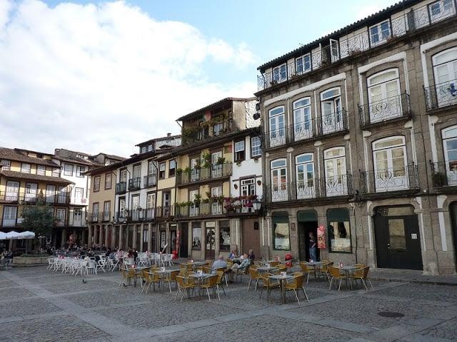 Melhores restaurantes em Guimarães