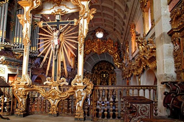 Igreja do Mosteiro de Tibães