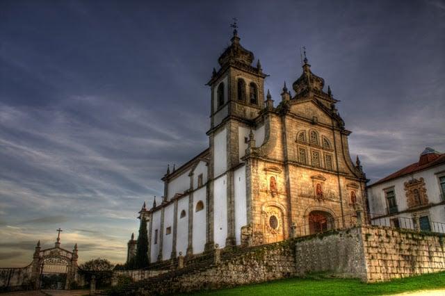 Mosteiro dos Tibães em Braga