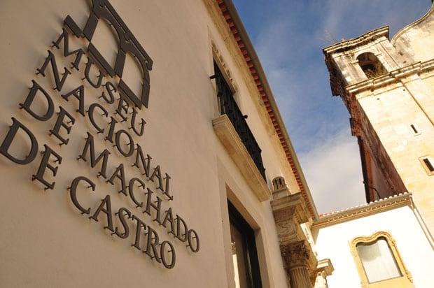 Museu Nacional de Machado de Castro em Coimbra