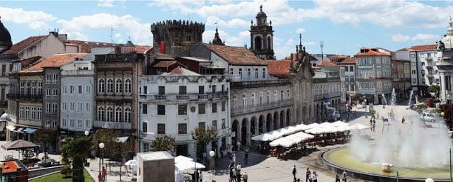 Roteiro de dois dias em Braga