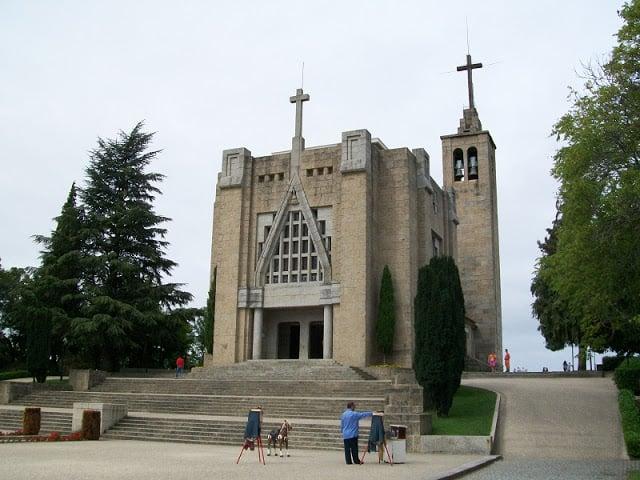 Santuário da Penha em Guimarães