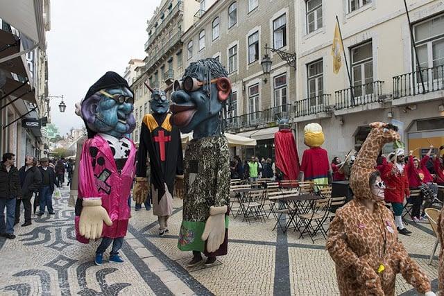Lisboa em fevereiro