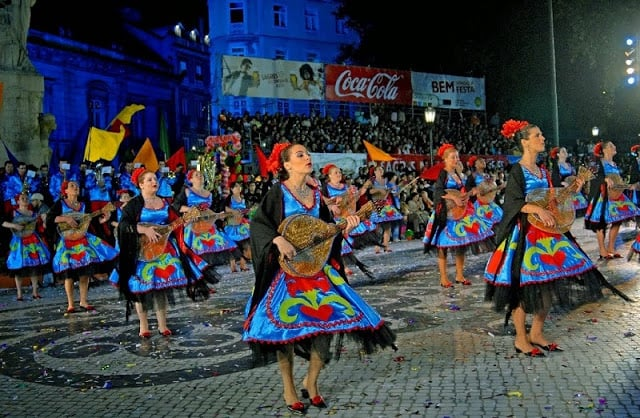 Festa de Santo António em Lisboa