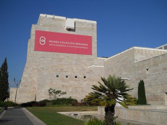 Museu Berardo em Lisboa