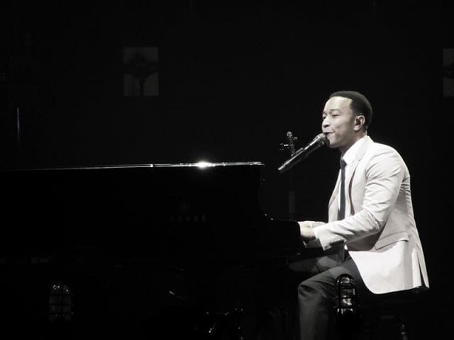 Show John Legend em Lisboa