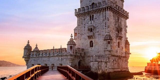 Lisboa em agosto