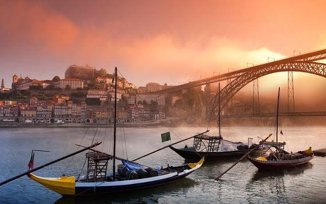 Quantidade de dinheiro para levar para o Porto
