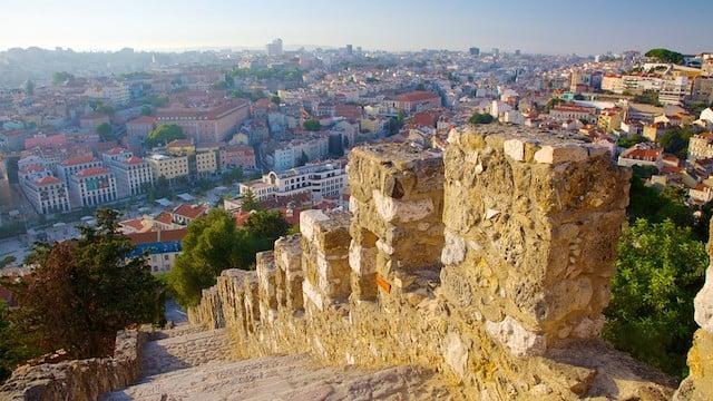 Subida ao Castelo de São Jorge