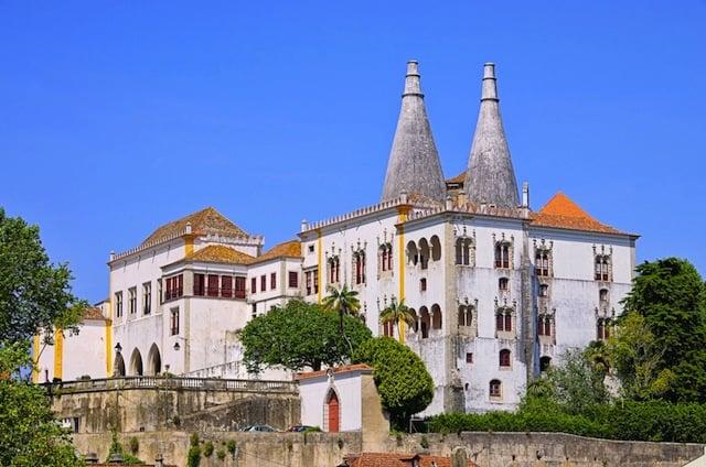 Informações do Palácio Nacional de Sintra