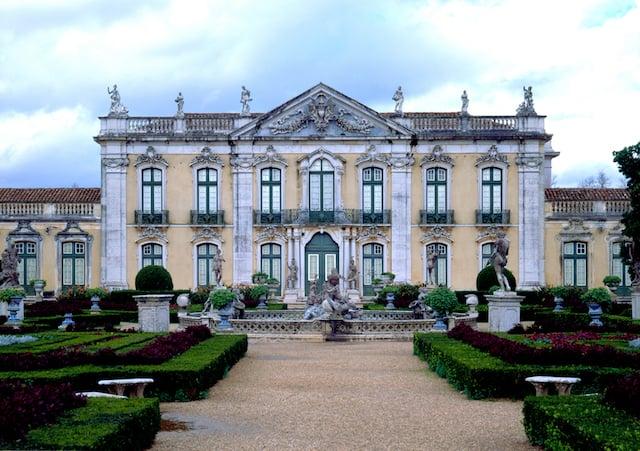 Informações do Palácio de Queluz em Sintra