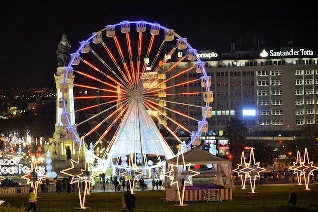 Mercado de Natal Wonderland Lisboa