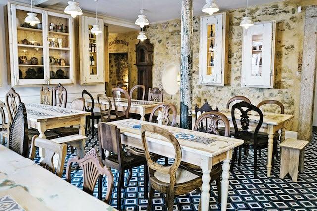Restaurante Graça 77 em Lisboa