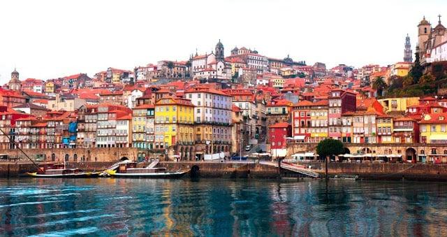 Dicas de hotéis no Porto - Ribeira