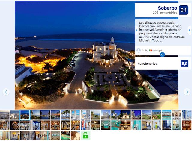 Bela Vista Hotel & Spa em Portimão - Algarve