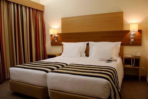 Hotel Príncipe em Lisboa - quarto