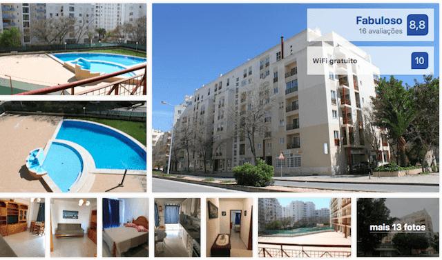 Apartamento Caravela B em Armação da Pêra - Algarve