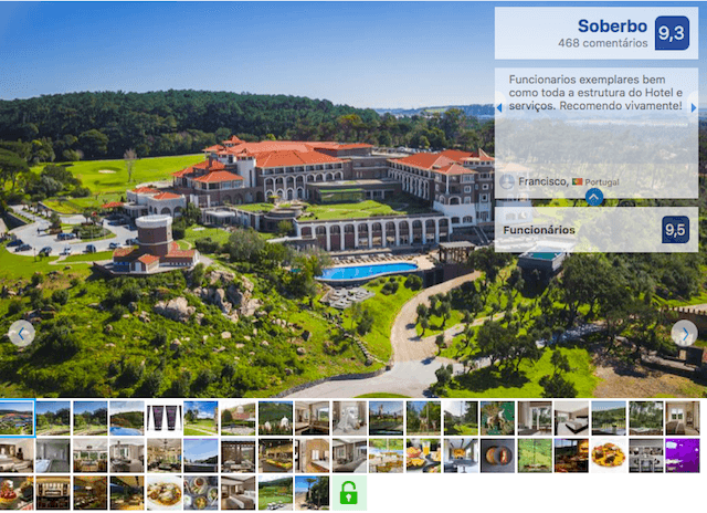 Hotel Penha Longa Resort em Sintra